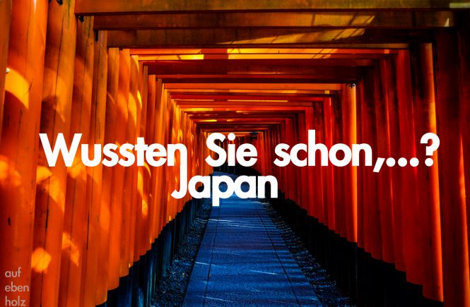 Japan aufebenholz Michelle Enners