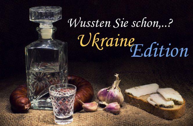 Heute bei aufebenholz.de geht es um die Ukraine!