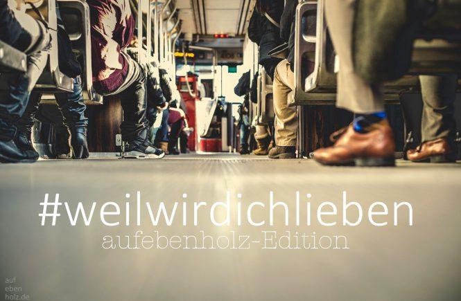weilwirdichlieben BVG | aufebenholz.de