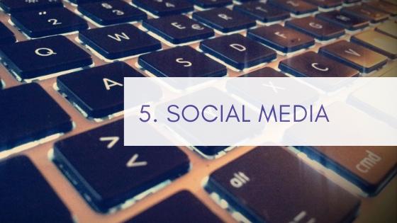5. Social Media  aufebenholz.de